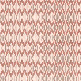 Anna French Balin Ikat Red AT79134