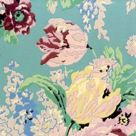 Anna French Bouquet Blue BOU WP 023