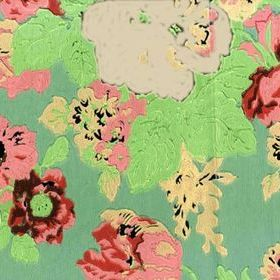 Anna French Bouquet Turquoise BOUNW073