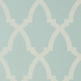 Anna French Brock Trellis Aqua AT6021