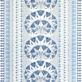 Anna French Cairo Blue-White AF9624