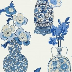 Anna French Clarissa Blue-White AT6107