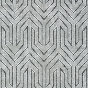 Anna French Colburn Chevron Charcoal AT9670