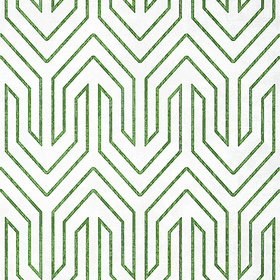 Anna French Colburn Chevron Green AT9613