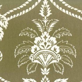 Anna French Damask Brown-Gilver DAM WP 030
