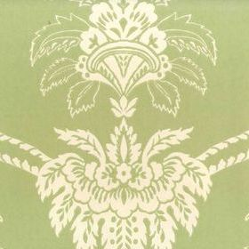 Anna French Damask Green DAM WP 010