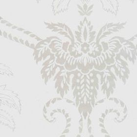 Anna French Damask White-White DAM WP 080