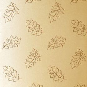 Anna French Etched Leaf Brown-Gilver ETC NW 063