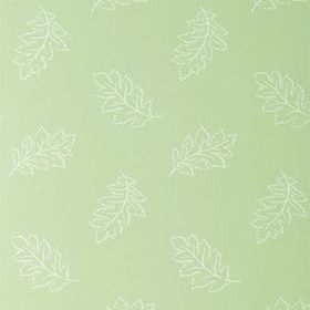 Anna French Etched Leaf White-Green ETC NW 014