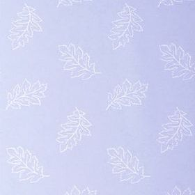 Anna French Etched Leaf White-Pale Blue ETC NW 024