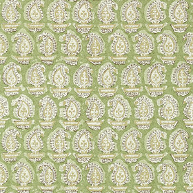Anna French Gada Paisley Green AT78784