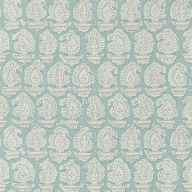 Anna French Gada Paisley Robins Egg AT78783