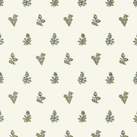 Anna French Jouy Eggplant-Green AT78757