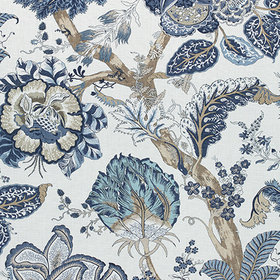 Anna French Kalamkari Blue-White AF78738