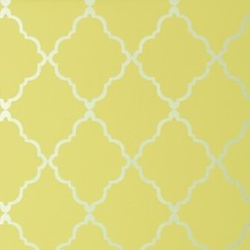 Anna French Klein Trellis Citron AT6056