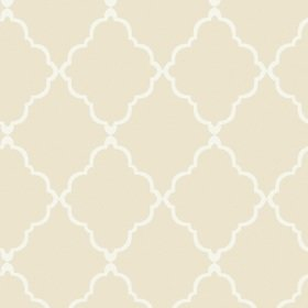 Anna French Klein Trellis Neutral AT6055