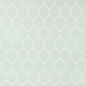 Anna French Leland Trellis Aqua AT79148