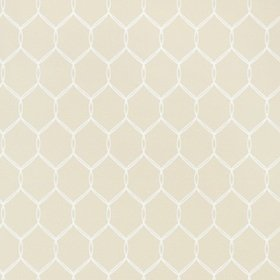 Anna French Leland Trellis Cream AT79151