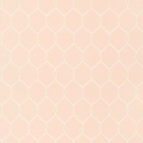 Anna French Leland Trellis Pink AT79146