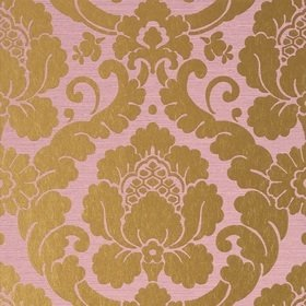 Anna French Marlow Lavender with Metallic Gold AT6131