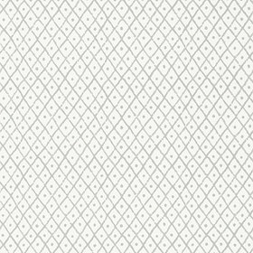 Anna French Mini Trellis Grey AT78753