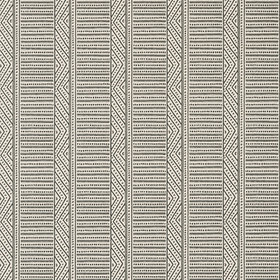 Anna French Montecito Stripe Charcoal AT78720