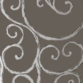 Anna French Palace Gate Silver-Charcoal AT6052