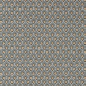 Anna French Spencer Metallic Copper-Charcoal AT79157
