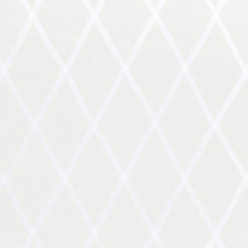 Anna French Tarascon Trellis Applique White AW78711