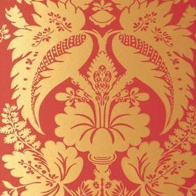 Anna French Tyntesfield Gold-Deep Red TYN WP 08