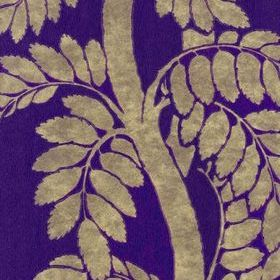Anna French Wisteria Brown-Gold-Violet WISWP093