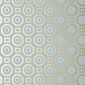 Anna French Zane Metallic-Aqua AT6036