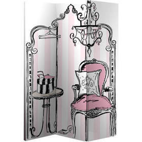 Arthouse Boudoir Room Divider 008104