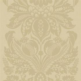 S.J. Dixon Boutique Teramo Damask Gilt 952101