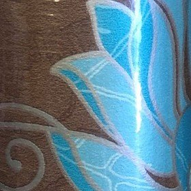 Arthouse Exotic Chocolate-Blue 405301