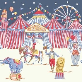 Arthouse Frieze Circus Fun 696304