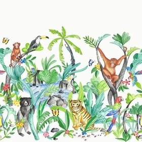 Arthouse Frieze Jungle Mania 696300