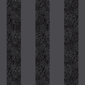Arthouse For S.J. Dixon Glitterati Stripe Black 892500