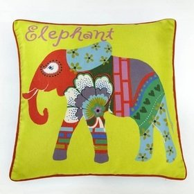 Arthouse Jungle Animals Cushion 008308