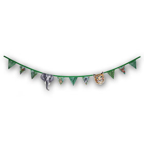 Arthouse Jungle Mania Bunting 008350