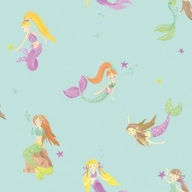 Arthouse Mermaid World Teal 696103