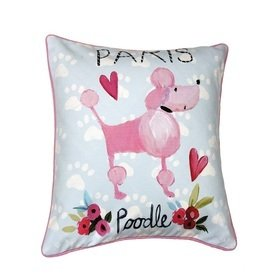 Arthouse Paris With Love Cushion 008341