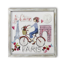 Arthouse Paris With Love Filled Frame 004668