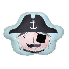 Arthouse Pirates Ahoy Cushion 008342