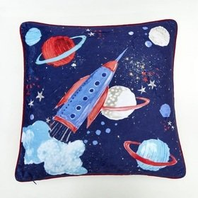 Arthouse Starship Cushion 008304