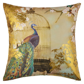 Arthouse Suki Gold Foil Double Sided Cushion 004765