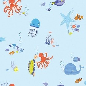 Arthouse Underwater Fun Blue 696202