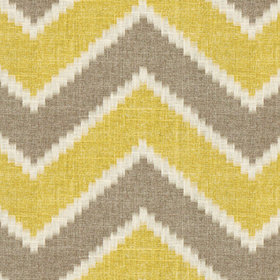 Baker Lifestyle Amani Taupe-Yellow PP50378-2