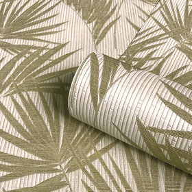 Belgravia Decor Aurora Palm Gold GB4991