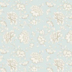 Blendworth Fabled Floral Blue 003
